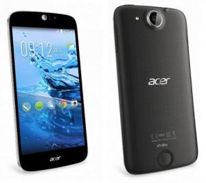 Новый смартфон Acer Liquid Jade Z поступил в продажу