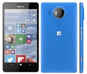 В сети появилась информация о новых смартфнах Microsoft