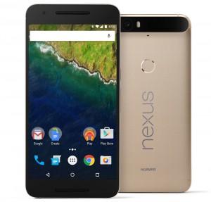 Обзор смартфона Huawei Nexus 6P