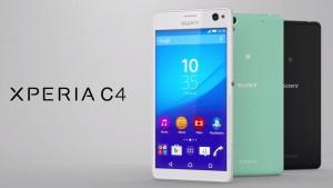 Обзор смартфона Sony Xperia С4