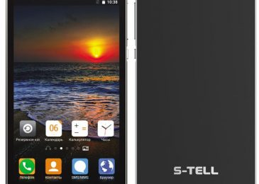Обзор смартфона S-TELL M573