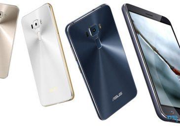 Предварительный обзор ASUS Zenfone 3 Deluxe, Zenfone 3 Ultra и Zenfone 3