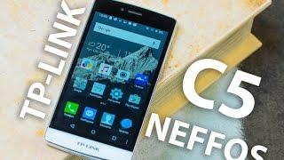Neffos C5 — обзор смартфона от TP-LINK