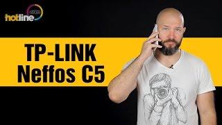 TP-LINK Neffos C5 — обзор смартфона