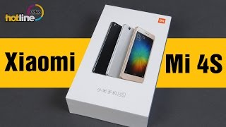 Xiaomi Mi 4S — обзор смартфона
