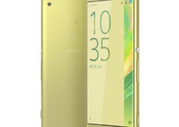 Обзор смартфона Sony Xperia XA
