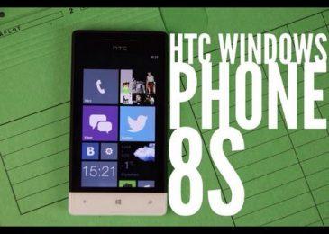 Обзор смартфона HTC Windows Phone 8S