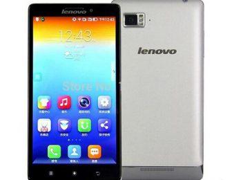 Обзор смартфона Lenovo K910 Vibe Z