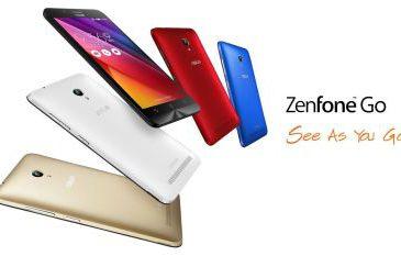 Обзор смартфона Asus Zenfone Go