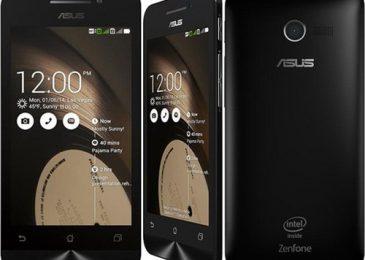 Обзор смартфона Asus Zenfone 4