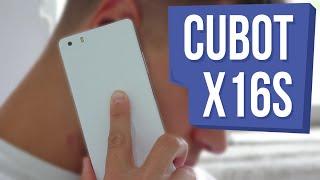 Cubot X16S: обзор (распаковка) компактного смартфона