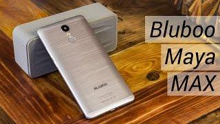 Bluboo Maya MAX: большой обзор огромного смартфона.