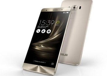 Обзор смартфона Asus ZenFone 3 Deluxe