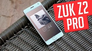 Обзор смартфона ZUK Z2 Pro