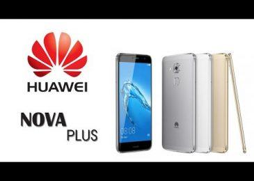 Обзор смартфона Huawei Nova Plus (2016)