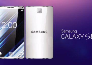 Обзор смартфона SAMSUNG S8