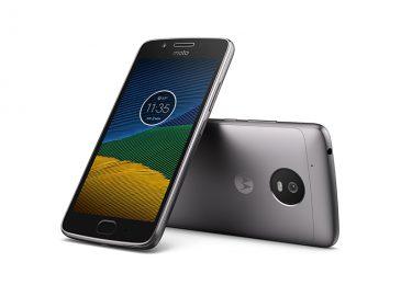 Обзор смартфона MOTO G5