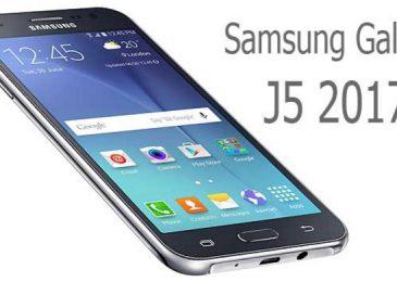 Обзор смартфона SAMSUNG GALAXY J5 2017