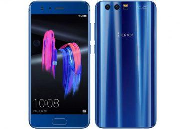 Обзор смартфона Honor 9