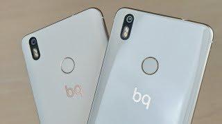 Обзор смартфонов BQ Aquaris X и X Pro