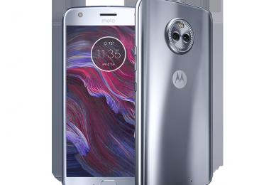 Обзор смартфона Moto X4
