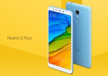 Обзор смартфона Xiaomi 5 Plus
