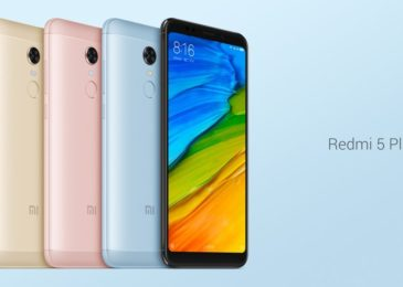Обзор смартфона Xiaomi Redmi 5 Plus
