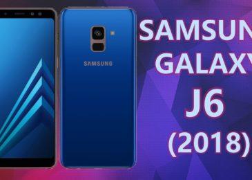 Обзор смартфона Samsung J6 (2018)
