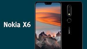 Обзор смартфона Nokia X6 (2018)